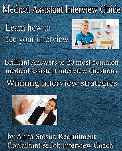 medical assistant interview guide - ebook